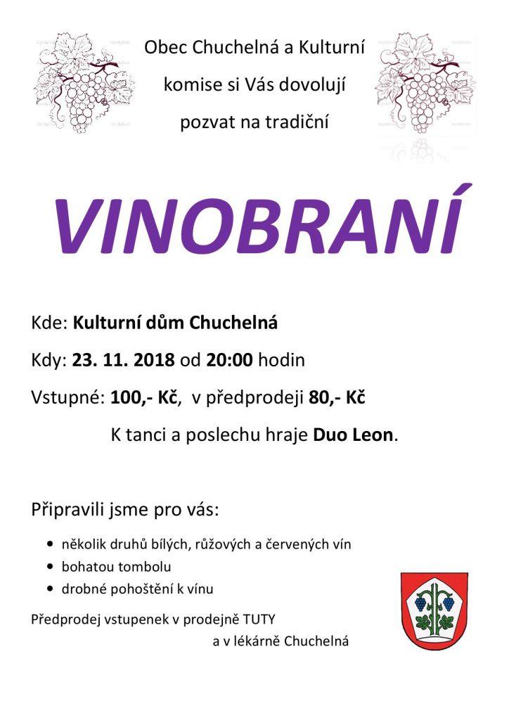 Vinobraní - plakát